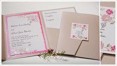 Vintage Wedding Invitations | Momental Designs – Unique Handmade Wedding Invitations, Custom Invitations by Artist, Kristy Rice