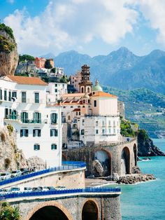 Amalfi, Campania, Italy  ✈✈✈ Here is your chance to win a Free International Roundtrip Ticket to Genoa, Italy from anywhere in the world **GIVEAWAY** ✈✈✈ https://thedecisionmoment.com/free-roundtrip-tickets-to-europe-italy-genoa/