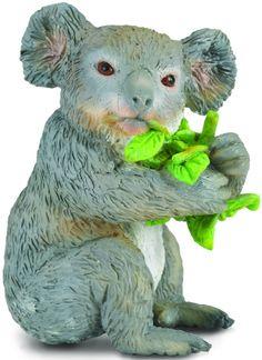 CollectA 88357 - Koala eating Eucalyptus