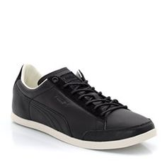 #Puma Catskill Citi Series Low Top Leather #Trainers