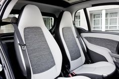 Image result for Interior smart fortwo