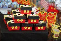 Encontrando Ideias: Festa do Mickey!!!
