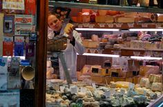 A Left Bank Parisian Fromagerie ~ 23 photos of Paris, France