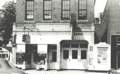 Concord Theatre During The 1950s New Hampshire Movie Theater Concorde