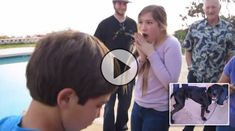This story is amazing & heartwarming...must watch! Dad Surprises His Kids With The Dog Who Ran Away 4 WHOLE YEARS Ago!