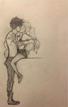 Annabeth y Percy