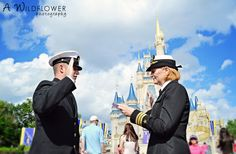Military re-enlistment at Disney