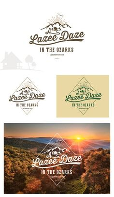 Create a Vintage feeling brand for a Luxury Log Cabin Resort by GOOSEBUMPS