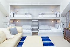 Built In Bunk Beds Home Design Ideas, Pictures, Remodel and Decor