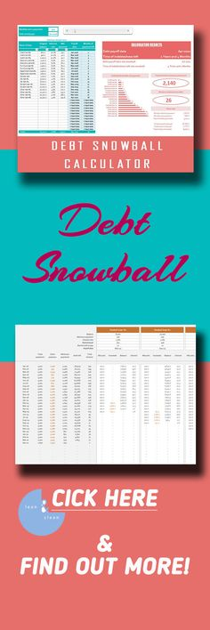 Getting Out of Debt By Using The Snowball Method - A Cultivated Nest - debt consolidation spreadsheet