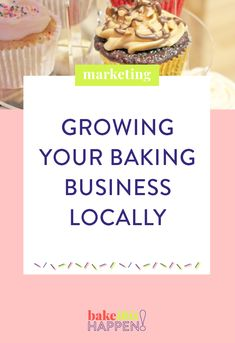 I hope everyone enjoyed last weeks round up of online marketing for your home baking business and has started to implement some of the lessons to be learned. This week I'm going to focus on way… Home Bakery Business, Baking Business, Catering Business, Coffee Business, Cake Business, Business Ideas, Business Cards, Home Baking, Baking Tips