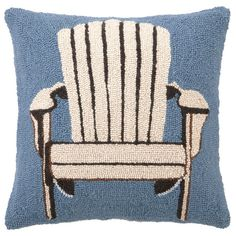 Adirondack Pillow II - LOVE
