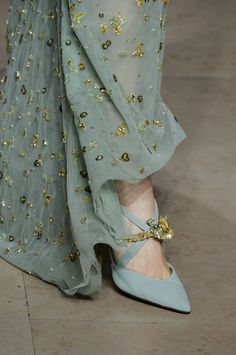 Georges Hobeika at Couture Spring 2018 - Details Runway Photos