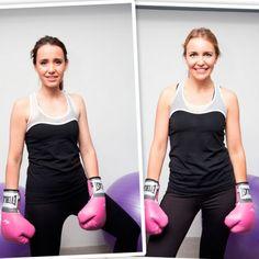 ¡Las Glossy Girls lo han vuelto a hacer! En su post de la revista Elle lucen conjunto completo de #LornaJane, ¡y están guapísimas!