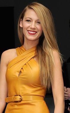 Blake Lively's Beauty Evolution in 36 Photos - ELLE.com