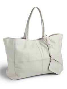 Y'SACCS - leather tote bag