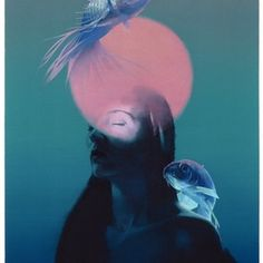 Sleep, an art print by Thomas Fowler Healing Hands, Inktober, Science Fiction, Sleep, Sun, Art Prints, Gallery, Drawings, Illustration