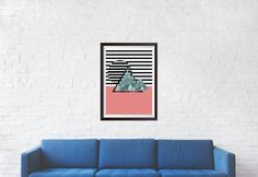 Check out our abstract shapes wall decor selection for the very best in unique or custom, handmade pieces from our prints shops. Geometric Shapes Art, Geometric Graphic, Abstract Shapes, Abstract Wall Art, Abstract Print, Canvas Wall Art, Wall Art Prints, Poster Prints, Graphic Artwork