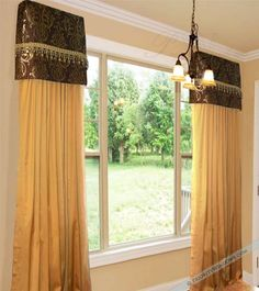 Window Treatments On Pinterest Valances Curtains And Swag