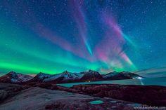 Aurora Borealis - Senja, Norway
