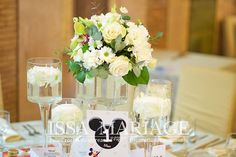 Mickey Mouse, Table Decorations, Home Decor, Decoration Home, Room Decor, Michey Mouse, Dinner Table Decorations, Interior Decorating