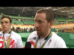 Britain win team pursuit gold, Wiggins breaks medal record; Germany   dr...