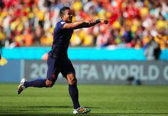 رقم قياسى جديد ل  هولندا.الهولندى ديبى يصبح أصغر لاعب يسجل ب  كأس العالم بعمر20 عاما
