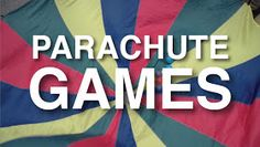 Great Parachute Games for Kids