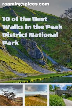 The Peak District is renowned for its breathtaking landscapes, rugged open moorlands, and undulating hills. It's therefore not surprising that this area is a dream location for hikers of all levels. We have highlighted a selection of the best walks in the Peak District to help you get acquainted with the UK's first national park. #peakdistrict #walksinthepeakdistrict #peakdistrictwalks #peakdistricthikes #bestwalksinthepeakdistrict #roamingspices