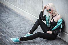 Fashion Secrets with Oksana:  Modern Flash Mirror Flat Lens Thin Wire Frame Sunglasses A384