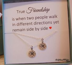 Best Friend Gift Sister Gift Best Friend Necklace Best friend jewelry Best friend graduation gifts best friend gift ideas $24
