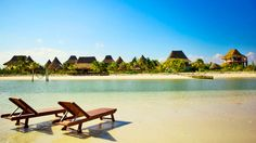 Villas Flamingos in Holbox | Splendia - http://pinterest.com/splendia/