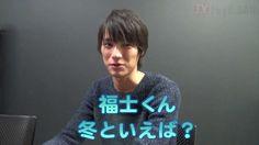 Sota Fukushi - TV Guide dan, Winter 2014