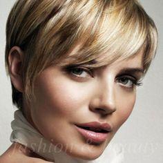 hair styles for short hair cuts