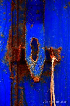 Moroccan Rust III [Print & iPad Case] Photographic Prints by Damienne Bingham   Redbubble