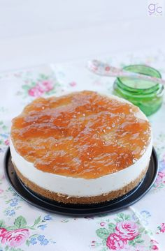 Tarta+fácil+de+queso
