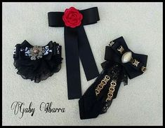 Bows, Tie Bow, Accessories, Fashion, Victorian, Manualidades, Arches, Moda, Fashion Styles