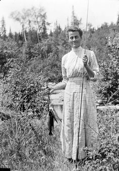 This photograph by Thomson, c. may have been of Winifred Trainor. Tom Thomson, Group Of Seven, Cultural Identity, Canada, Two Men, Online Art, Book Art, Toms, Colours