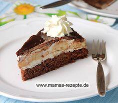 Rezept Schoko-Bananenkuchen Rezept auf Mamas Rezepte Homepage