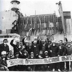 group of liquidators Chernobyl Children International