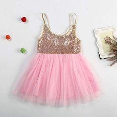13880debc Princess in Paradise Sequined Tutu Dress. TutusBaby Tutu DressesGirls  DressesFlower Girl DressesToddler ...