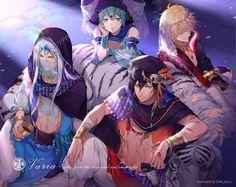 all_male ekira_nieto katekyou_hitman_reborn male tagme_(character) Hitman Reborn, Reborn Katekyo Hitman, Mafia, Anime Manga, Anime Guys, Anime Art, Cosplay, Reborn Anime, Fan Art