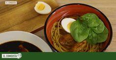 Para preparar esta sopa nipona, no hace falta que te vayas a Tokyo ni te muevas del barrio tienes todos los ingredientes necesarios al alcance de la mano. Dile kon nichiwa al ramen de proximidad.
