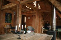 A bothy in the Scottish Highlands | Carpenter Oak