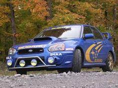 Image result for subaru impreza wrx sti 2005 rally