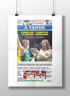 BRASIL. Orgulho e vergonha. Melhor capa do dia no blog do Tas em 01/09/2011.