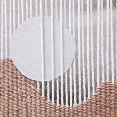 weaving a curve, soon to be a circle                                                                                                                                                     More