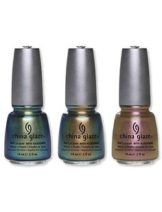 #ChinaGlaze in Unpredictable, Rare, and Swanky Silk. http://news.instyle.com/photo-gallery/?postgallery=110912#6