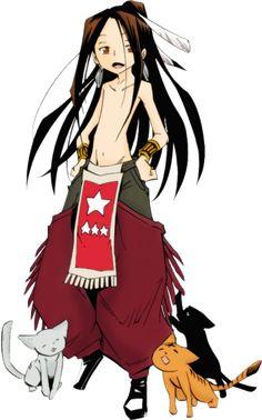 Hao Asakura - Shaman King Wiki - Wikia