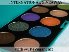 Neve Cosmetics Makeup Delight Eyeshadow Palette | Review & Giveaway